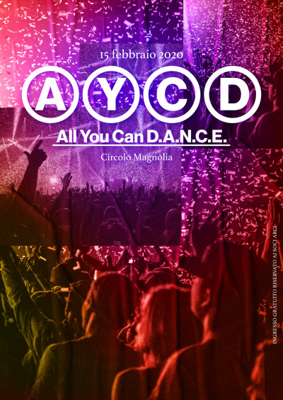 ALL YOU CAN D.A.N.C.E.